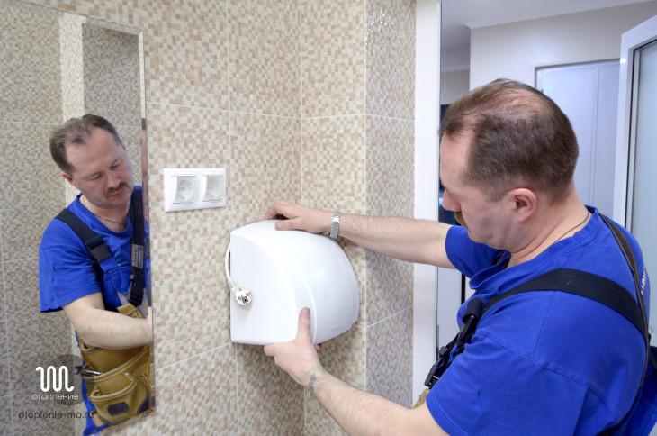 Сервисное обслуживание и ремонт систем водоснабжения, отопления, канализации