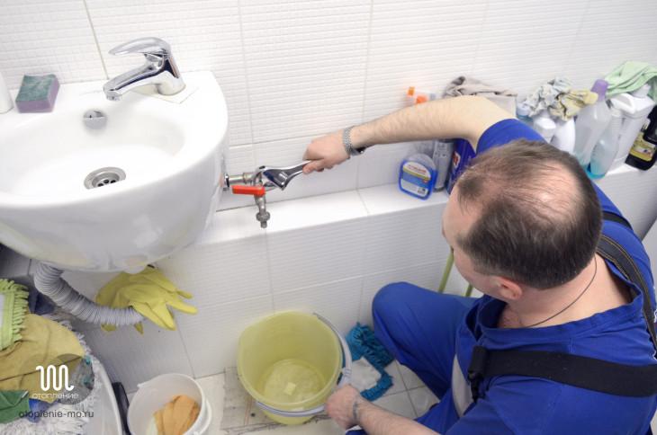 Сервисное обслуживание систем водоснабжения, отопления, канализации