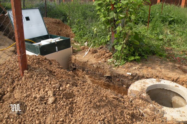 Техническое обслуживание систем канализации