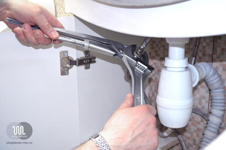 Ремонт и замена системы водоснабжения