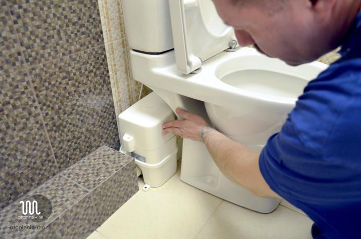 Ремонт и замена разодки канализации дома