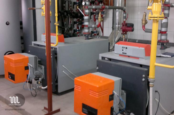 Ремонт и замена системы отопления