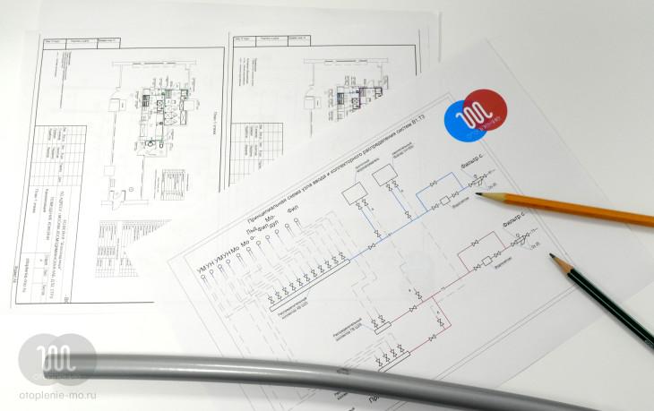 Проектирование магистральных трубопроводов для водоснабжения фото