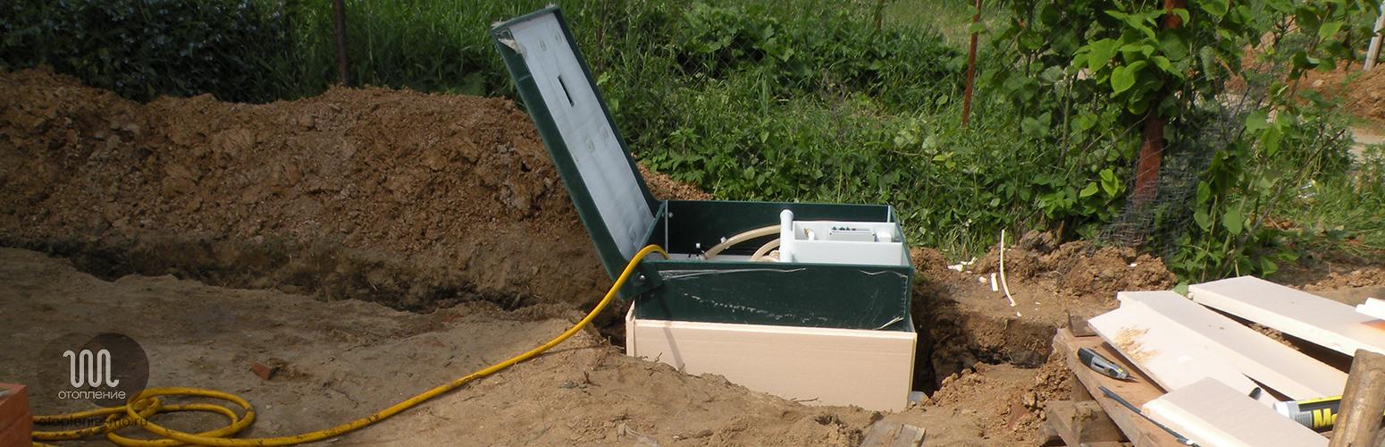 Техническое обслуживание станций очистки воды