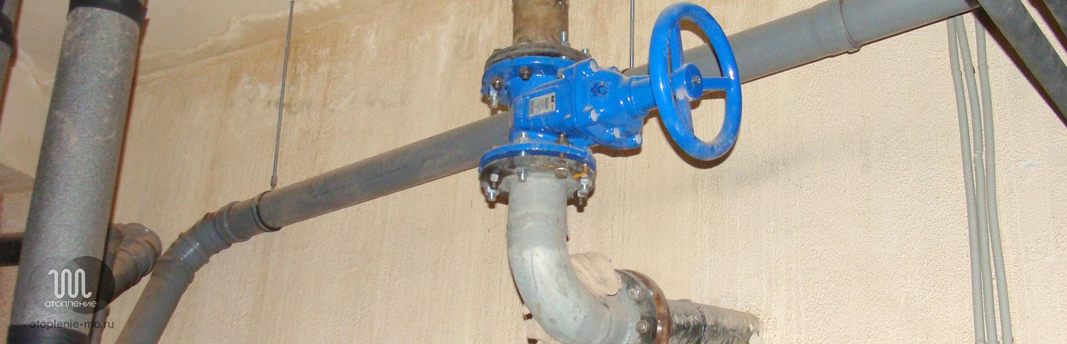 Замена стояков канализации дома
