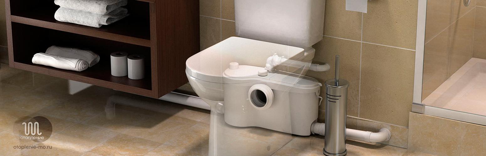 Ремонт и замена канализационных насосов