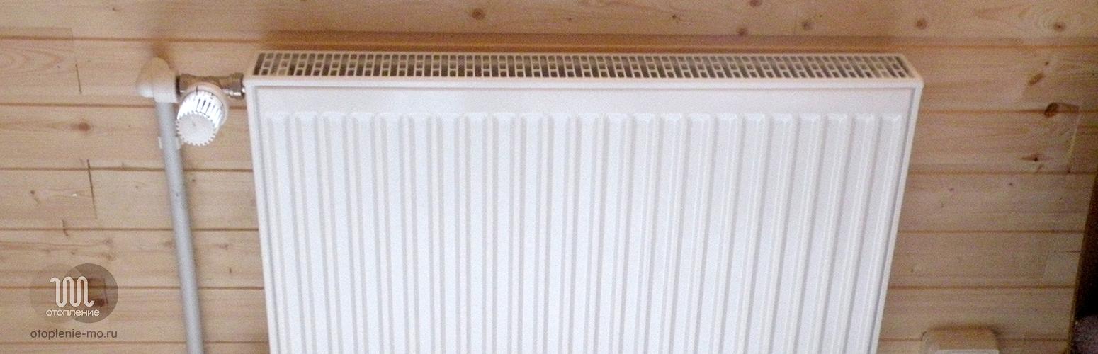 Ремонт и замена радиатора отопления