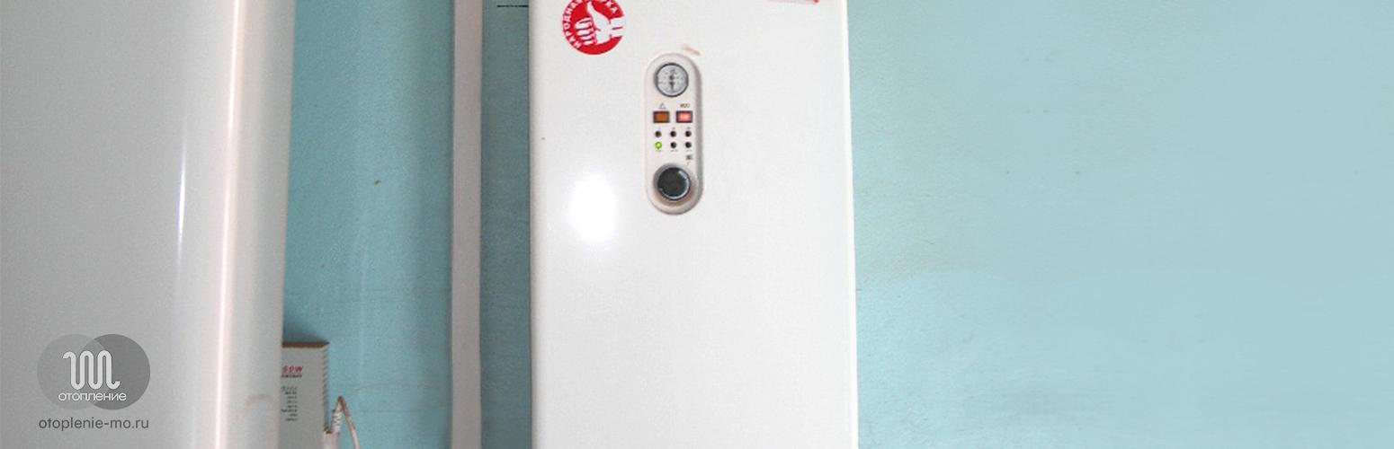 Ремонр электрического котла отопления