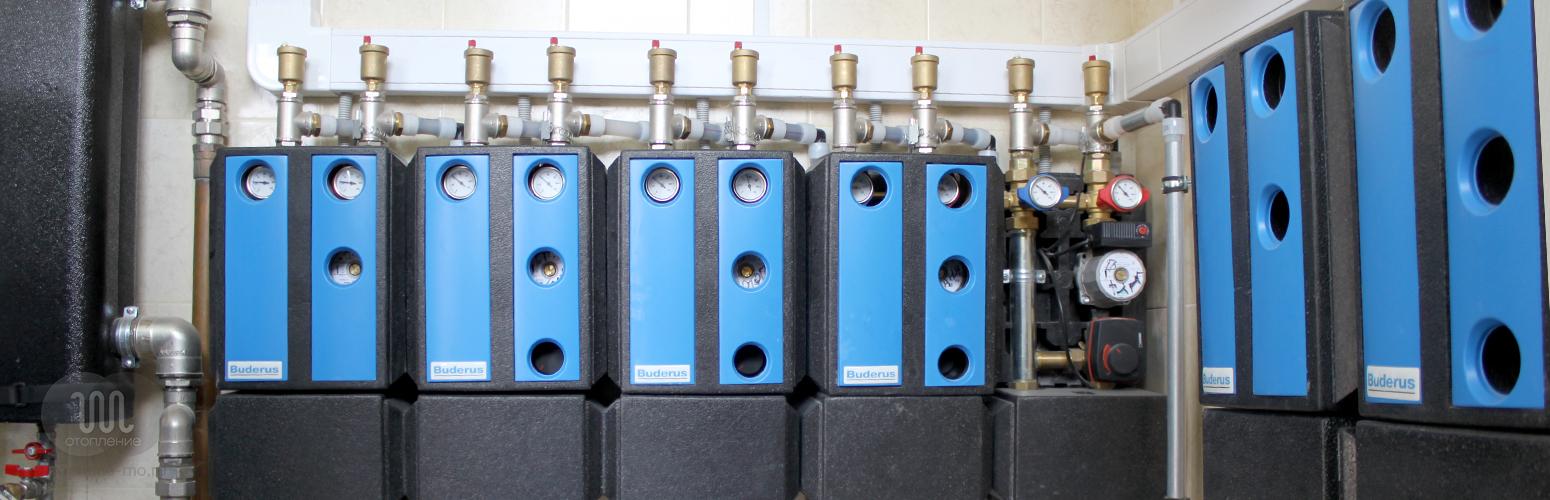 Монтаж и установка тепловых насосов фото