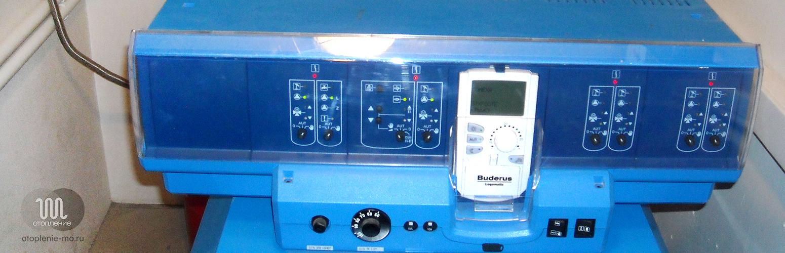 Настройка автоматики котла отопления