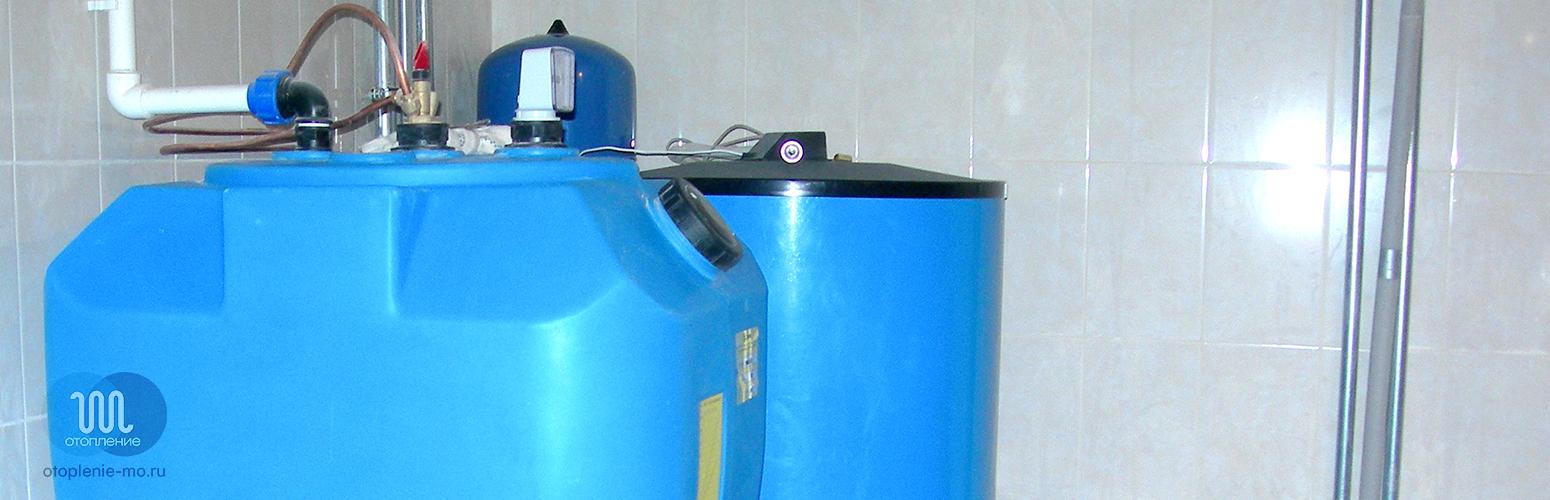 Установка клапана на водогрейный котел фото