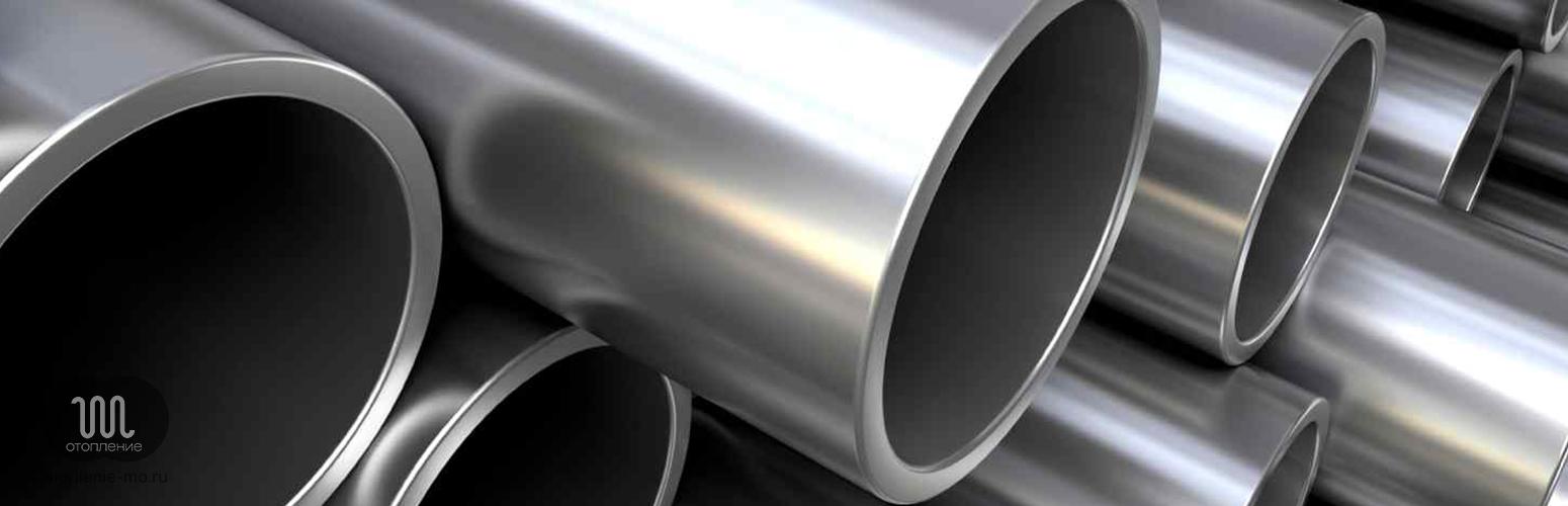Монтаж стальных труб отопления фото