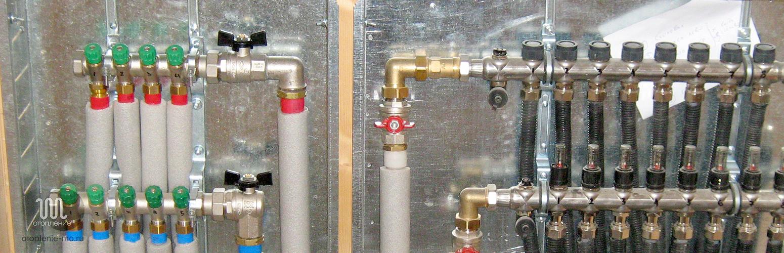 Разводка и прокладка труб водоснабжения фото