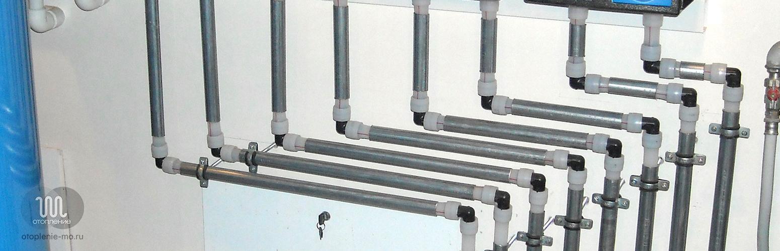 Монтаж металлопластиковых труб водопровода фото